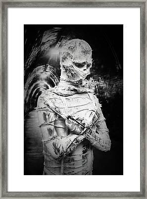 Mum Mummy Mum Framed Print