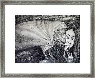 Mummenschanz Framed Print