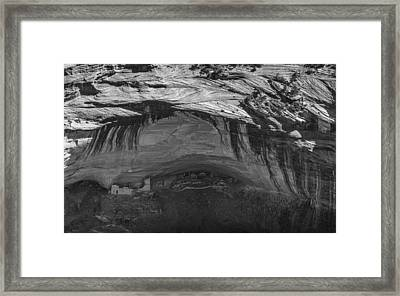 Mummy Cave Framed Print by Joseph Smith