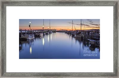 Munising Michigan Framed Print by Twenty Two North Photography