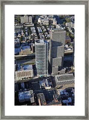 Murano Condominium Building 2101 Market Street  Philadelphia Pa 19103 1333 Framed Print