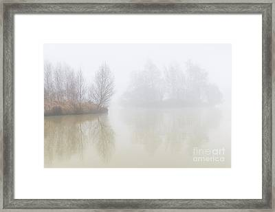 Murky Waters Framed Print by Richard Thomas