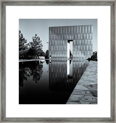 Murrah I Framed Print