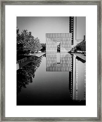 Murrah II Framed Print
