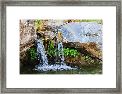 Murray Canon Tranquility II Framed Print by Scott Campbell