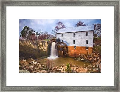 Murrays Mill II Framed Print by Dan Carmichael
