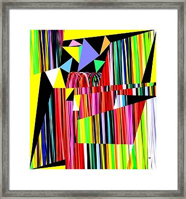 Muse 12 Framed Print by Will Borden