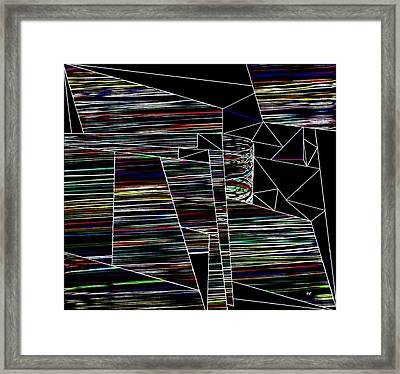 Muse 14 Framed Print by Will Borden