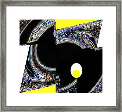 Muse 16 Framed Print