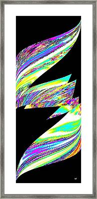 Muse 20 Framed Print by Will Borden
