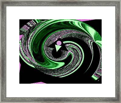 Muse 25 Framed Print by Will Borden