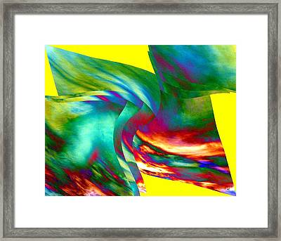 Muse 26 Framed Print by Will Borden
