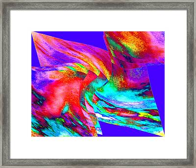 Muse 27 Framed Print by Will Borden
