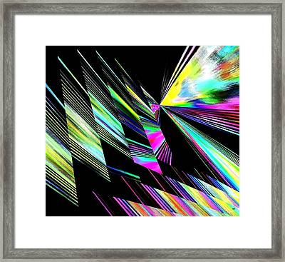 Muse 29 Framed Print by Will Borden