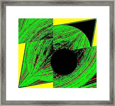 Muse 3 Framed Print