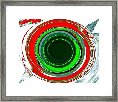 Muse 30 Framed Print