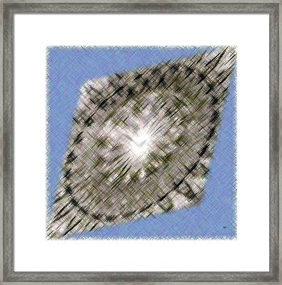 Muse 32 Framed Print by Will Borden