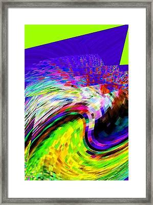 Muse 39 Framed Print