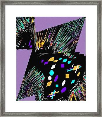 Muse 40 Framed Print