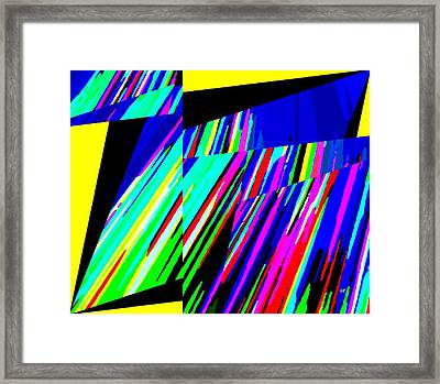 Muse 5 Framed Print by Will Borden