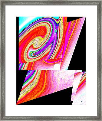 Muse 7 Framed Print by Will Borden