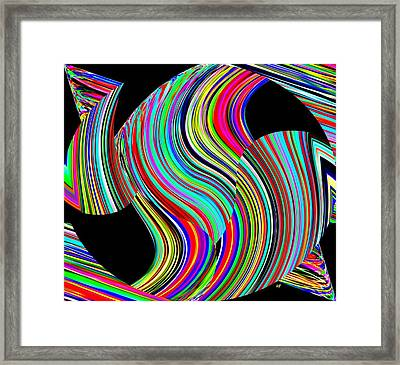 Muse 8 Framed Print
