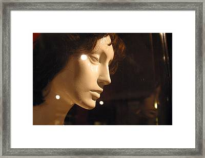 Musea Framed Print by Jez C Self