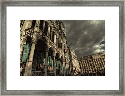 Musee Framed Print by Chris Fletcher