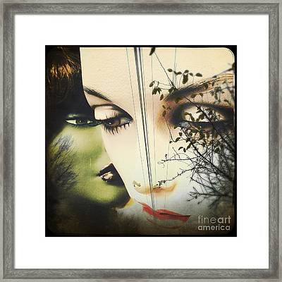 Muses Framed Print by Colleen VT