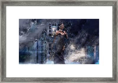 Music 776 Framed Print by Jani Heinonen