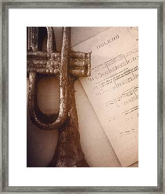 Music  Framed Print by Contemporary Art
