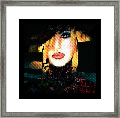 Music In My Soul Framed Print by Natalie Holland