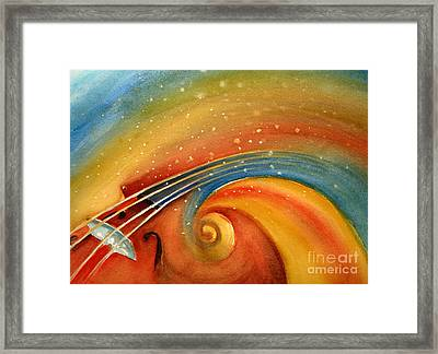 Music In The Spirit Framed Print