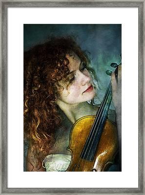 Music My Love Framed Print by Zygmunt Kozimor
