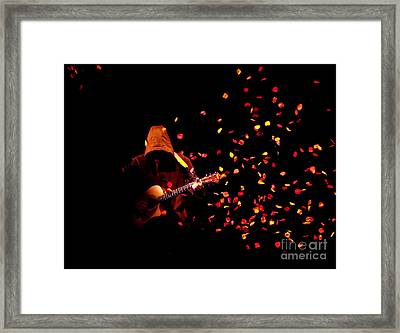 Musical Appirition Framed Print by Clayton Bruster
