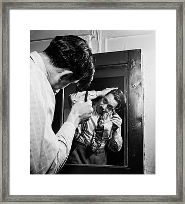 Music's Golden Era - Cab Calloway 1947 Framed Print by Mountain Dreams