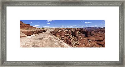 Musselman Arch Framed Print by Chad Dutson