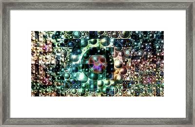 Mutation Framed Print