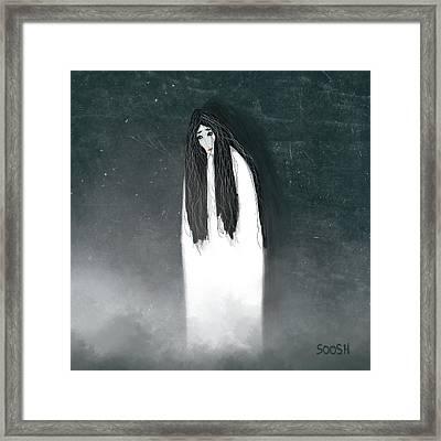 My Angel Framed Print by Soosh