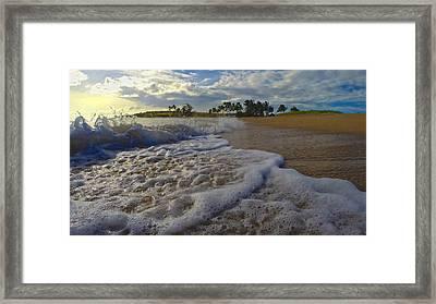 My Beach Framed Print by Steven Lapkin