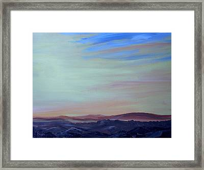 My Brothers Territory Framed Print by Pete Maier