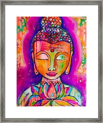 My Buddha  Framed Print