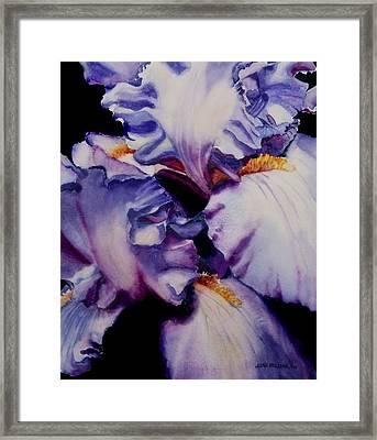 My Cherie Amour Framed Print