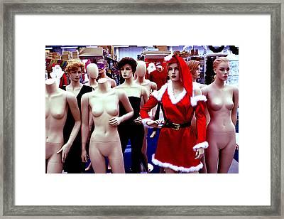 My Christmas Framed Print by Jez C Self