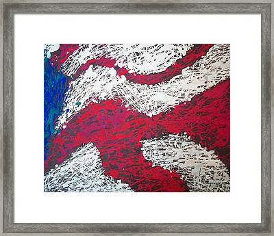 My Country Framed Print by Cary Singewald