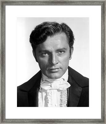 My Cousin Rachel, Richard Burton, 1952 Framed Print