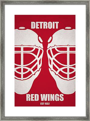 My Detroit Red Wings Framed Print