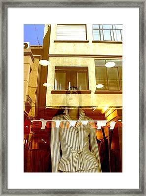 My Dwelling Framed Print by Jez C Self
