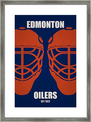 My Edmonton Oilers Framed Print by Joe Hamilton
