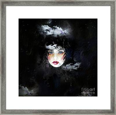 My Eyes ... My Soul  Framed Print